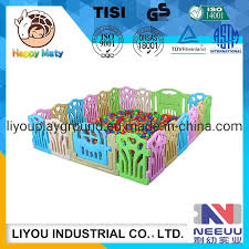 China Kids Plastic Toy Baby Play Yard Safety Plastic Fence Plastic Playpen Kids Large Baby Playpen Indoor Playground China Children Indoor Playground Equipment And Kids Plastic Slide Playground Price