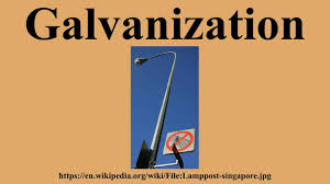 Image result for galvanization