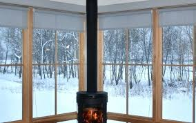 wood burning fireplace designs stove