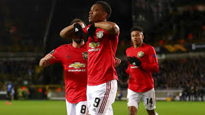 Club Brugge 1-1 Manchester United: Martial away goal gives Red ...