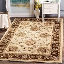 brown safavieh oriental area rug 8