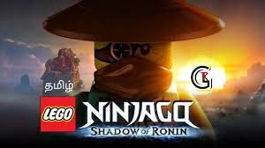 Lego Ninjago Shadow of Ronin Gameplay Tamil - YouTube