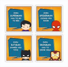 Vantagekart Framed Wall Hanging Kids Room Decor Spiderman Batman Superman Ironman 12 Inch X 12 Inch Without Glass White Vantagekart