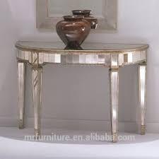 vintage style mirrored furniture