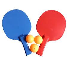 Bộ bóng bàn giúp bé phản xạ Trò chơi vận động lành mạnh cho bé ...