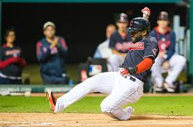 Indians outfielder Abraham Almonte suspended after testing ...