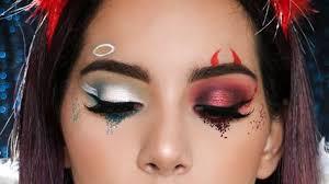 last minute makeup based costume ideas