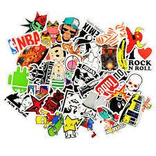 300pcs Lot Sticker Bomb Decal Vinyl Roll Car Skate Skateboard Laptop Luggage Car Truck Graphics Decals Auto Parts And Vehicles Tamerindsa Com Ar