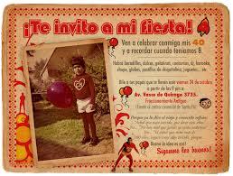 Invitaciones Chistosas De Cumpleanos Imagui