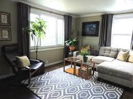 small but mighty neutral living room