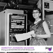 """VanguardSTEM on Twitter: """"This week's #WCWinSTEM is Dorothy ..."""