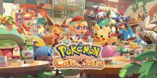 Pokémon Café Mix - Pokémon Listings