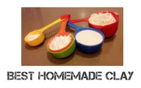 modeling clay recipes recipe for clay