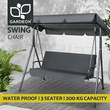 gardeon outdoor swing chair hammock