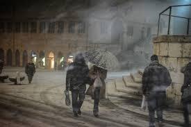 Neve e gelo: è allerta meteo. Scuole chiuse in mezza Umbria. A ...