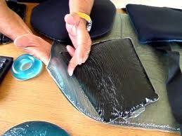 debbonair deluxe gel seat pads covers
