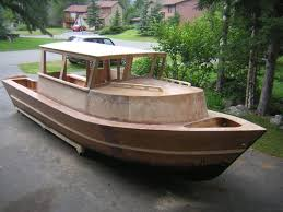 tr topic free plywood b boat plans