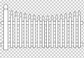 Gate Picket Fence Coloring Book House Png Clipart Angle Area Black And White Color Coloring Book