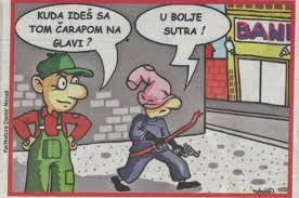 Image result for karikature francuskog predsjednika emanuela macrona