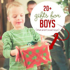 20 non toy gifts for boys 3 7 year olds