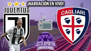 JUVENTUS VS CAGLIARI NARRACION EN VIVO ...