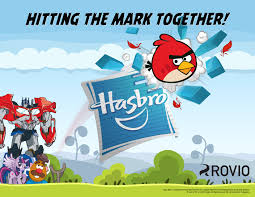 Hasbro and Rovio Enter into Expanded Angry Birds Licensing ...