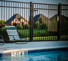 Wrought Iron Pool Fence Sacramento Enhance Your Pool Side