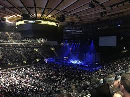 madison square garden section 209 row