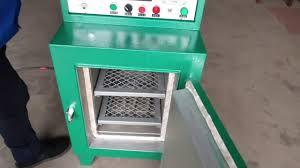 electrode baking oven welding rod oven