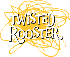 twisted rooster mit to the mitt