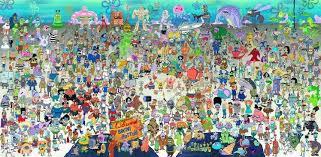 spongebob squarepants wallpapers hd