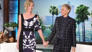 Ellen, Portia de Rossi address baby rumors