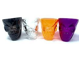 40 bulk skull party favor