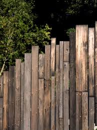Rustic Wood Fence Designs Rustic Reclaimed Wood Fence Home Design Photos Decor Ideas