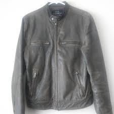 bonneville leather jacket