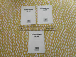 Tottenham Car Sticker Products For Sale Ebay