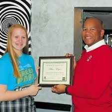 Optimists honor Student of the Month at Green Park Lutheran – St. Louis  Call Newspapers