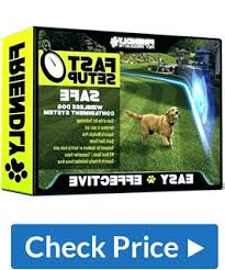 Best Wireless Dog Fence Systems Electric Invisible