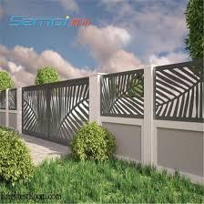 China Laser Cut Garden Fence Panels Decorative Metal Fence China Laser Cutting Fence And Metal Privacy Fence Price