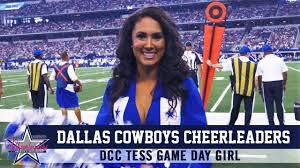 Dallas Cowboys Cheerleaders Game Day ...