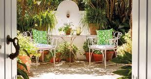 patios y terrazas oasis de paz y