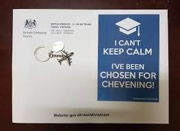 Chuyện apply học bổng Chevening 2018/2019 của mình – Phuong Anh Violet