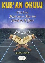 Kur'an Okulu, Şaban Piriş Fiyatı ve Özellikleri - GittiGidiyor