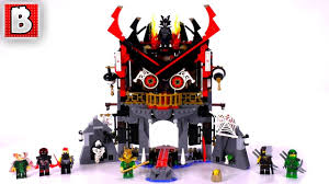 LEGO Ninjago 70643 Temple of Resurrection! | Unbox Build Time Lapse Review  - YouTube