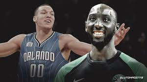 Celtics news: Tacko Fall says dunk with Aaron Gordon wasn't planned