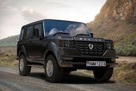 Mobius II SUV