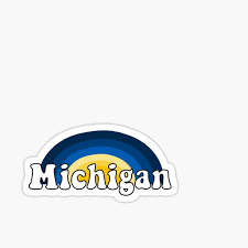 University Of Michigan Wolverines Stickers Redbubble