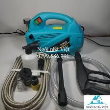 Máy rửa xe Zukui S4 S3 S2 S1 2000W- tặng bình xà phòng và ống nối dài