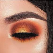 sunset eyes makeup inspirational ideas