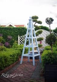 windsor bespoke wooden garden obelisk